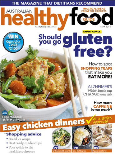 Healthy Food Guide Mymagazines Subscribe Online And Save