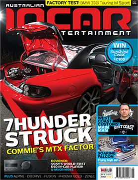 Incar Entertainment Magzine