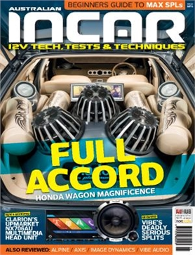 Incar Entertainment Magazine