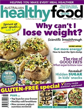 May 2017 healthy food guide back issues my magazines healthy food guide may 2017 forumfinder Gallery
