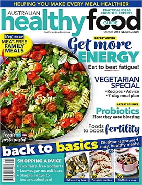March 2018 healthy food guide back issues my magazines march 2018 healthy food guide back issues my magazines subscribe online and save forumfinder Images
