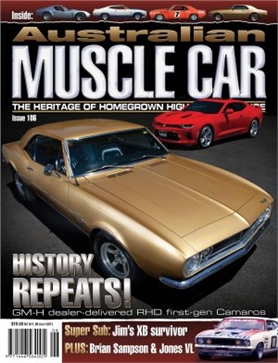 Australian Muscle Car Mymagazines Subscribe Online And Save