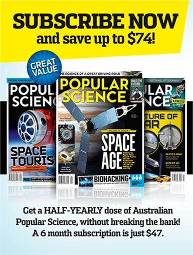 Subscribe to Popular Science & Save