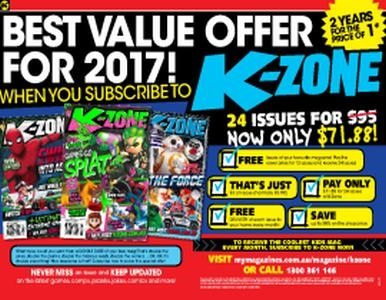 SUBSCRIBE NOW & GET 2 YEARS FOR THE PRICE OF 1!