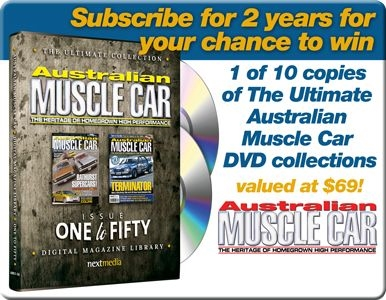 SUBSCRIBE FOR A CHANCE TO WIN 1 OF 10 ULTIMATE COLLECTION DVDS!