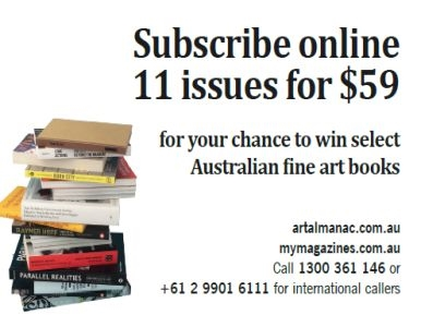 SUBSCRIBE FOR YOUR CHANCE TO WIN 1 OF 8 FINE ART BOOK PACKS!
