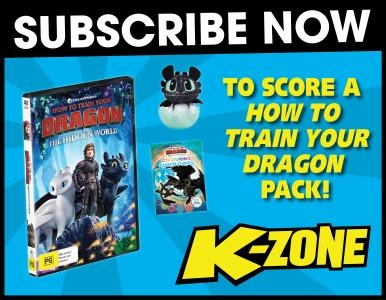 SUBSCRIBE AND RECEIVE A FREE HOW TO TRAIN YOUR DRAGON PACK