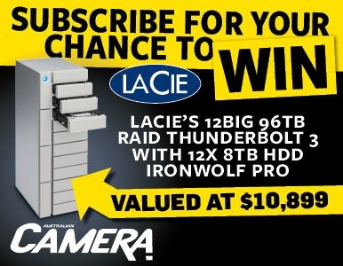 SUBSCRIBE FOR YOUR CHANCE TO WIN A 12BIG THUNDERBOLT 3!
