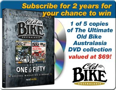 SUBSCRIBE FOR A CHANCE TO WIN 1 OF 5 ULTIMATE COLLECTION DVDS!