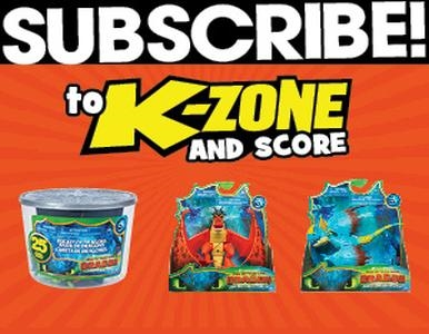 SUBSCRIBE TO K-ZONE AND RECEIVE A FREE HTTYD PACK!