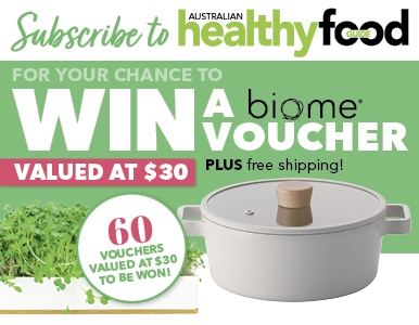SUBSCRIBE FOR YOUR CHANCE TO WIN 1 OF 60 BIOME VOUCHERS!