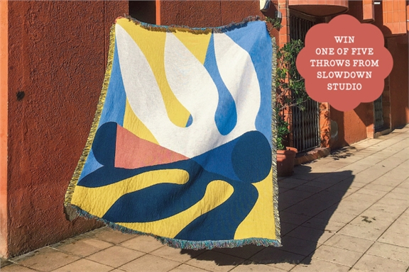 win one of five throws from slowdown studio
