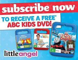 SUBSCRIBE  NOW & YOU'LL RECEIVE A FREE DVD!