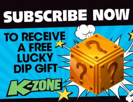 SUBSCRIBE NOW & RECEIVE A FREE LUCKY DIP PRIZE!
