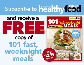FREE COPY OF 101 FAST WEEKNIGHT MEALS WHEN YOU SUBSCRIBE!