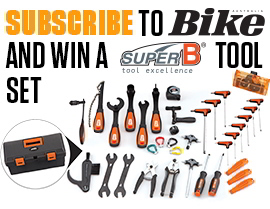 SUBSCRIBE NOW FOR A CHANCE TO WIN AN EPIC SUPER B TOOL SET!