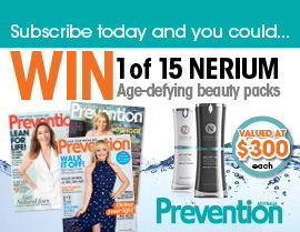SUBSCRIBE NOW FOR A CHANCE TO WIN A NERIUM NIGHT & DAY SKINCARE DUO!