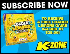SUBSCRIBE NOW & GET A FREE LOADED LEMONS GAME!