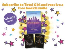 SUBSCRIBE NOW & GET A FREE SCHOLASTIC BOOK PACK!