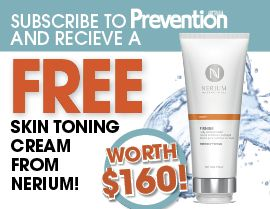 SUBSCRIBE AND RECEIVE A FREE FULL SIZE SKIN TONING CREAM FROM NERIUM
