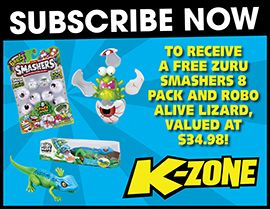 SUBSCRIBE NOW & GET A FREE ZURU PRIZE PACK!