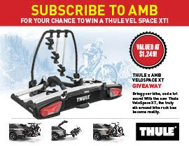 SUBSCRIBE FOR A CHANCE TO WIN A THULE VELOSPACE XT!