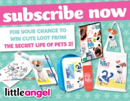 SUBSCRIBE FOR YOUR CHANCE TO WIN 1 OF 5 SECRET LIFE OF PETS PACKS!