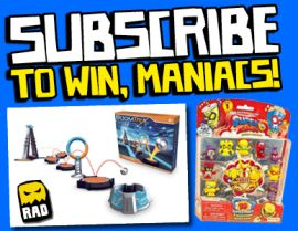SUBSCRIBE FOR YOUR CHANCE TO WIN 1 OF 38 GROOVY GAMES PACKS!