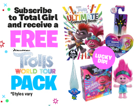 SUBSCRIBE AND RECEIVE A FREE TROLLS PACK!