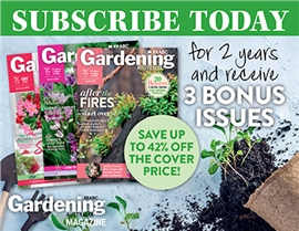 SUBSCRIBE TO ABC GARDENING AUSTRALIA AND RECEIVE BONUS ISSUES!