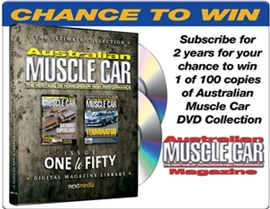 SUBSCRIBE FOR YOUR CHANCE TO WIN 1 OF 100 ULTIMATE COLLECTION DVDS!