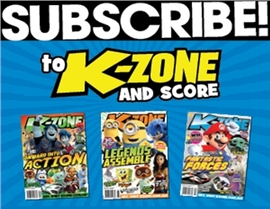 SUBSCRIBE AND RECEIVE BONUS ISSUES!