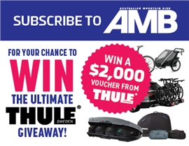 SUBSCRIBE FOR YOUR CHANCE TO WIN A $2000 VOUCHER FROM THULE