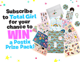 SUBSCRIBE FOR YOUR CHANCE TO WIN 1 OF 60 POSTIX PRIZE PACKS!
