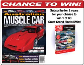 SUBSCRIBE FOR YOUR CHANCE TO WIN 1 OF 80 GREAT GRAND FINAL DVDS!