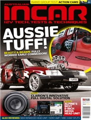 Australian InCar Entertainment Magazine