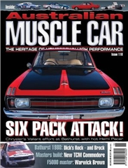 Australian Muscle Car Magazine