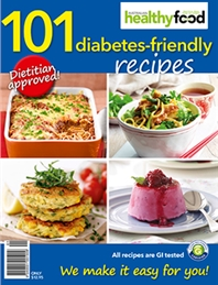 101 Diabetes-Friendly Recipes