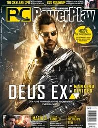 PC Powerplay magazine