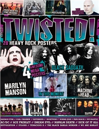 Blunt Twisted Posterbook 74
