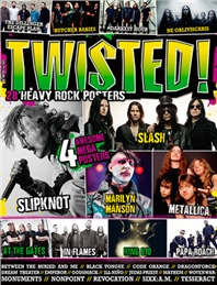Blunt Twisted Posterbook 72