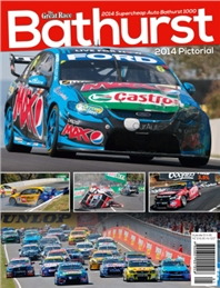 The Great Race Bathurst 2014 Pictorial magazine