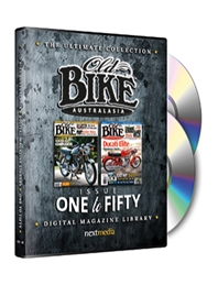The Old Bike Ultimate Collection DVD - Issue One to Fifty