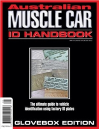 AMC ID Handbook Glovebox Edition