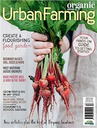 Organic Gardener Essential Guide #13 - Urban Farming
