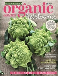 Organic Gardener Essential Guide #14 - Heirlooms