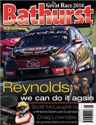 Bathurst - The Great Race 2018
