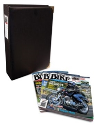 OBA magazine binder