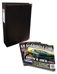 AMC magazine binder