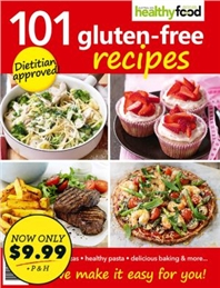 Healthy Food Guide 101 Gluten-Free Recipes